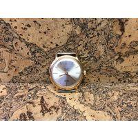 Часы Poljot de Luxe,автоподзавод,позолота 20м.В люксе.Старт с рубля.