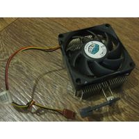 Вентилятор Cooler Master socket Am3