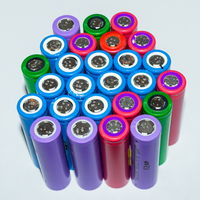 Батареи (элементы, аккумуляторы) 18650. Поштучно