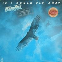 Frank Duval /If I Could Fly Away/ 1983, Teldec, LP NM, Germany