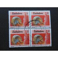 Зимбабве 1985 г.