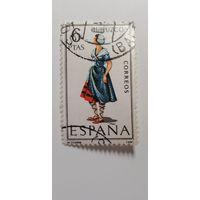 Испания 1968. Костюмы