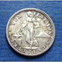 Филиппины 10 центаво 1944