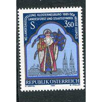 Австрия. Леопольд III, маркграф Австрии