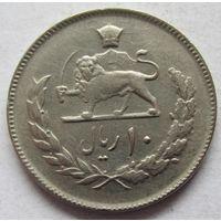 Иран 10 риалов 1352 (1973)