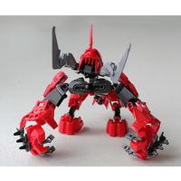 LEGO Hero Factory RAW-JAW (Грубые Челюсти) 2232 c инструкцией