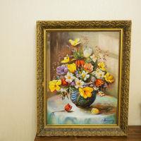 Картина Цветы 4.