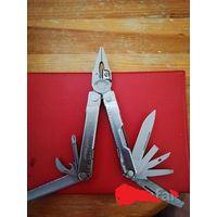 Нож мультитул leatherman rebar