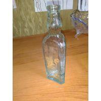 Бутылка трехгранная ссср 1950-е
