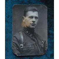 Лейтенант связи 1940 год.