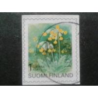 Финляндия 1999 стандарт, цветы