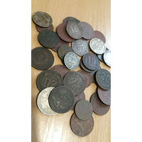 33 монеты СССР до реформы