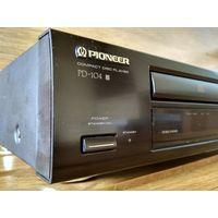 Проигрыватель компакт дисков PIONEER PD-104 CD PLAYER