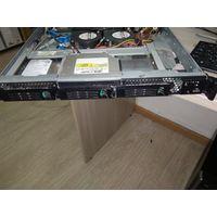 Сервер 1U Xeon X3430/2GB/RAID/2x80Gb