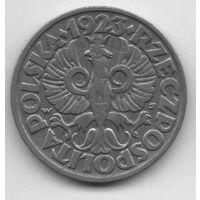 РЕСПУБЛИКА ПОЛЬША. 50 ГРОШЕЙ 1923