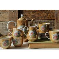Чайный,кофейный сервиз.Porcelana 60-70 г.Польша.