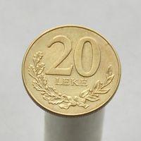 Албания 20 лек 2000