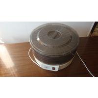 Сушилка электрическая для фруктов, овощей, грибов и т.п.