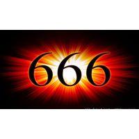 999-666-9 - Мистический номер!