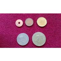 Филиппины 5 монет