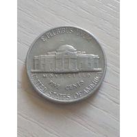 США 5 центов 1988г./Р/