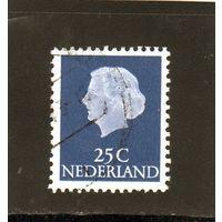 Нидерланды. Ми-623.Королева Юлиана. 1953