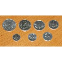 Армения 1994 компл 7 монет ходячка UNC