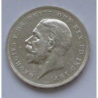Великобритания 1 крона 1935