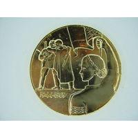 Настольная медаль. #05