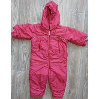 Комбинезон H&M детский для девочки на годик (80-88см)