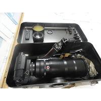 Фотоаппарат фоторужье фотоснайпер зенит комплект новый