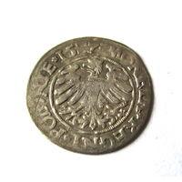 Грош коронный 1527 Сигизмунд I