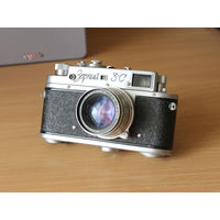 Фотоаппарат Зоркий 3С, КМЗ 1956 г.