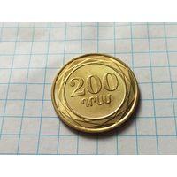 Армения 200 драмов, 2003
