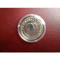 1 Евро Монако 2002 г.