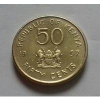 50 центов, Кения 1997 г.