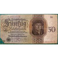 50 марок 1924 год