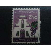 ЮАР 1961 стандарт