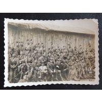 """Фото """"Польские жовнеры"""", 1934 г."""
