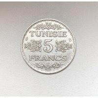 5 франков 1934-1936