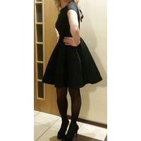 Платье с пышной юбкой, р 44