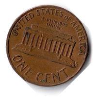 США. 1 цент. 1973 г.