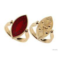 Кольцо Радушие - позолота