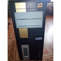 Системный блок ПЭВМ FINIST 0499-S3200, не работает материнская плата