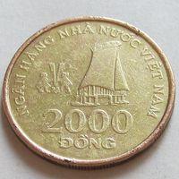 Вьетнам, 2000 донг 2003 г