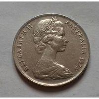 10 центов, Австралия 1976 г.
