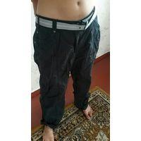 Супер современные брюки с ремнём
