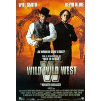 Дикий, дикий Запад / Дикий, дикий Вест / Wild Wild West (Уилл Смит,Кевин Клайн, Сэлма Хайек) DVD9