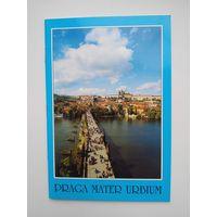 Буклет  Прага - мать городов