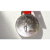 Медаль сувенирная в упаковке 6см лёгкая